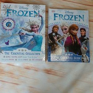 Disney Frozen singing book 😍